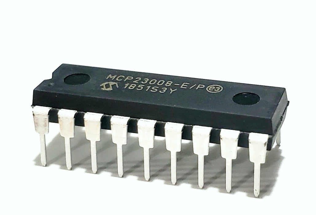 MCP23008-E/SP 8-Bit I/O Expander w/ Serial Interface 1.7 MHz I2C