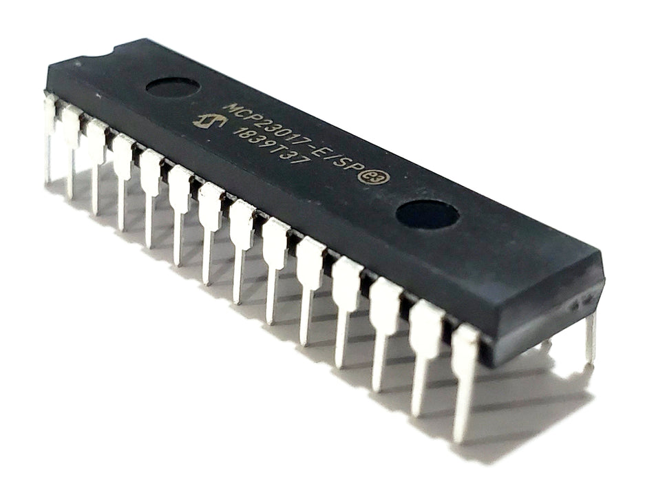 MCP23017-E/SP MCP23017 16-Bit I/O Expander with Serial Interface
