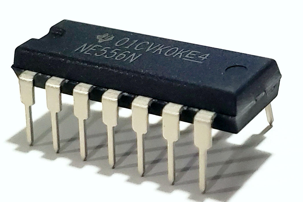 NE556N NE556 556 Dual Precision Timer Breadboard-Friendly IC DIP-14