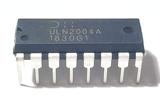 ULN2004AD ULN2004 50-V 7-ch Darlington Transistor Array with 15-V Input Capability -20C to 70C Breadboard-Friendly IC DIP-16