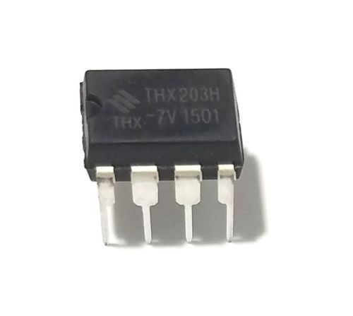 THX Micro Electronics THX203H -7V - Power Management IC PWM DIP-8 (Pack of 1)