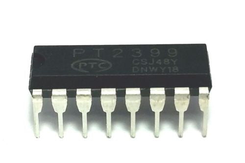 PT2399 Echo Audio Processor Effects Processor IC DIP-16 Breadboard-Friendly