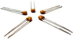 MultiComp 1.8 pF, 100 V, ± .25pF Radial Multilayer Ceramic Capacitor (Pack of 1)