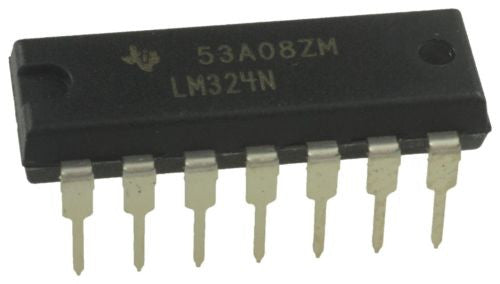 LM324N LM324 - Low Power Quad Op-Amp