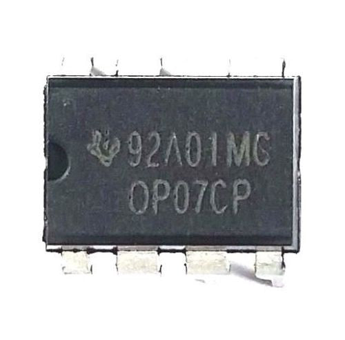OP07CP OP07 - Low Offset Operational Amplifier