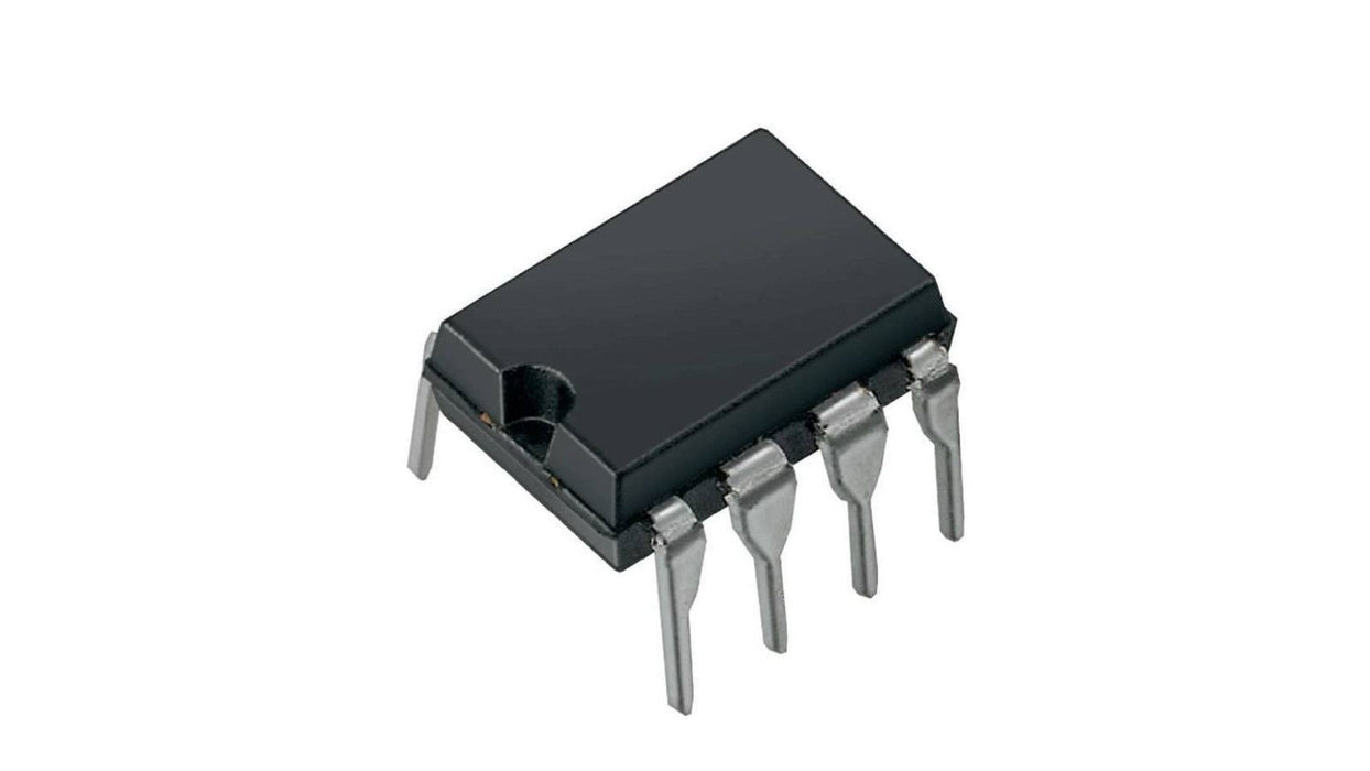 TLV271IP TLV271 + Socket - 3-MHz Rail-to-Rail Op Amp IC (Pack of 1)