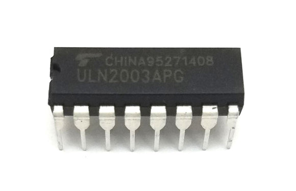Toshiba ULN2003APG ULN2003 Darlington Transistor Array 7-Channels (Pack of 1)