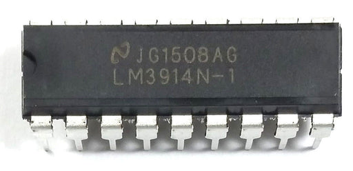 LM3914N-1 LM3914 - Display Driver DIP-18