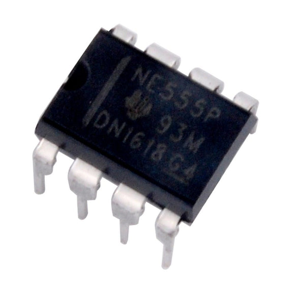 Texas Instruments NE555P NE555 555 - Single Precision Timer (Pack of 1)