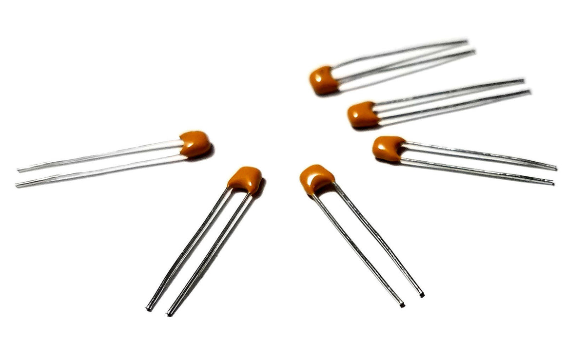 100 pF, 100 V, ± 5%, Radial Multilayer Ceramic Capacitor