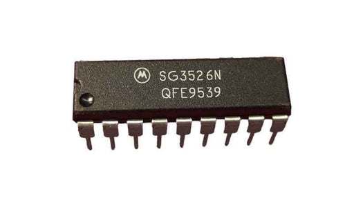 SG3526N SG3526 IC Reg Controller Buck/Flyback DIP-18 breadboard-Friendly IC