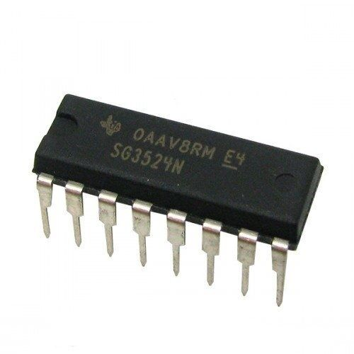 Texas Instruments SG3524N SG3524 Regulating Pulse Width Modulator IC (1 Piece)