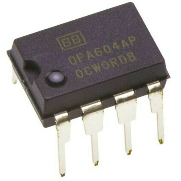 Burr Brown OPA604AP OPA604 - FET-Input Audio Operational Amplifier (1 Piece)