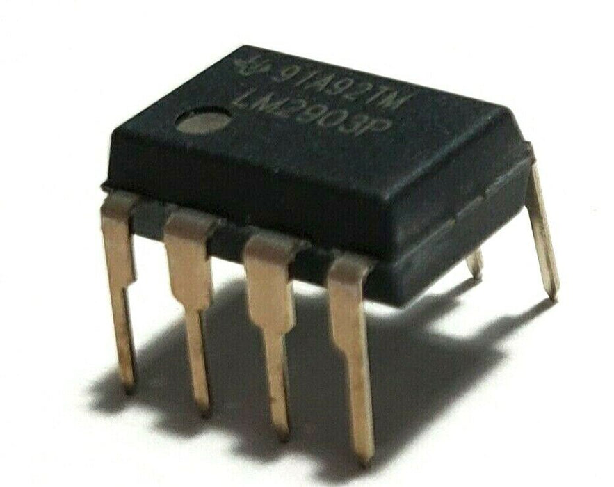 LM2903P LM2903 Dual differential comparator IC