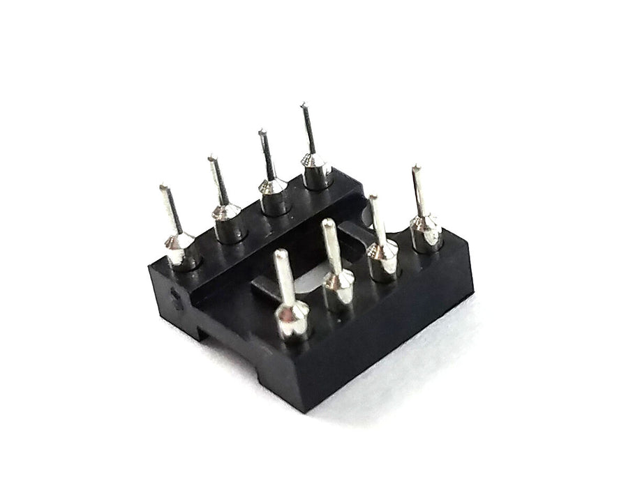 MCP601-I/P MCP601 + Socket - Single Supply CMOS Operational Amp