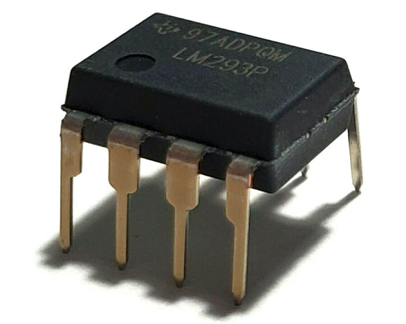 Texas Instruments LM293P LM293 Dual Differential Comparator Industrial IC (1 Piece)