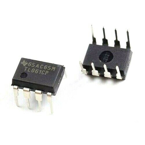 TL061CP Low-Power JFET-Input Operational Amplifier IC
