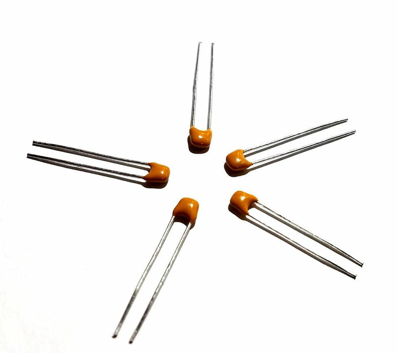 43 pF, 50 V, ± 5%, Radial Multilayer Ceramic Capacitor