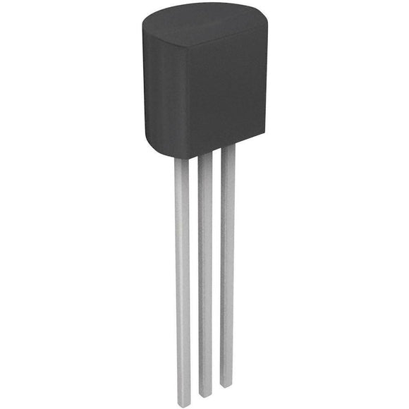 ON Semiconductor 2N2907 2907 PNP TO-92 Silicon Epitaxial Planar Transistor (1 Piece)