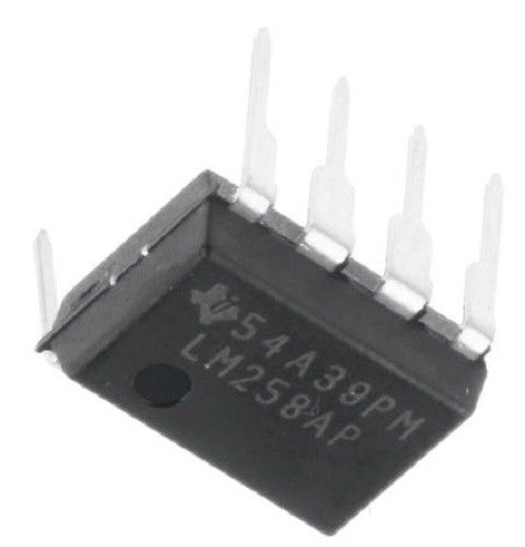 Texas Instruments LM258AP LM258 Dual Operational Amplifier (Pack of 1)