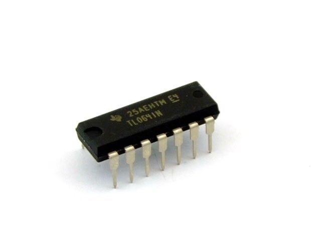 TL064IN TL064 Quad JFET Operational Amplifier