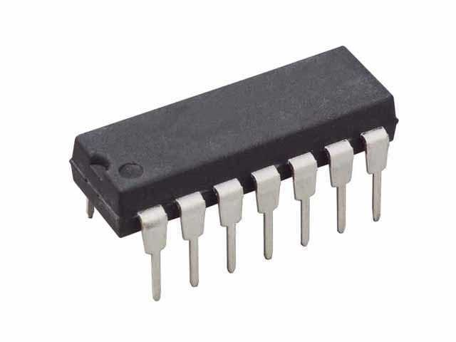 LM2902N LM2902 - Quadruple Operational Amplifier