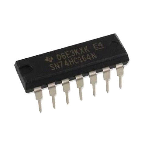 SN74HC164N 74HC164 8-Bit Parallel Out Serial Shift Register