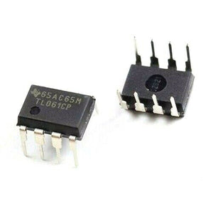 Texas Instruments TL061CP Low-Power JFET-Input Operational Amplifier IC (1 Piece)