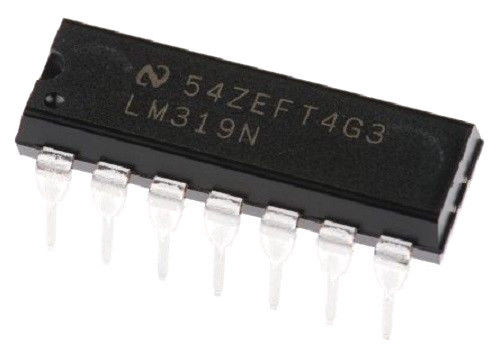 LM319N LM319 - High Speed Dual Comparator IC