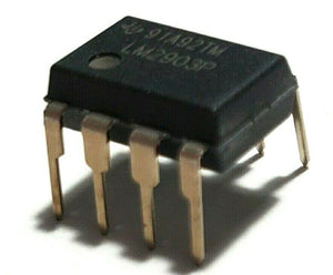 LM2903P LM2903 Dual differential comparator IC (1 Piece)