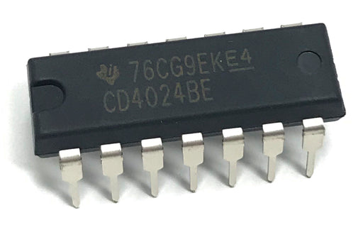 CD4024BE CD4024 CMOS 7-Stage Ripple-Carry Binary Counter