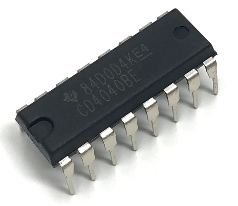CD4040BE CD4040 CMOS 12-Stage Ripple-Carry Binary Counter
