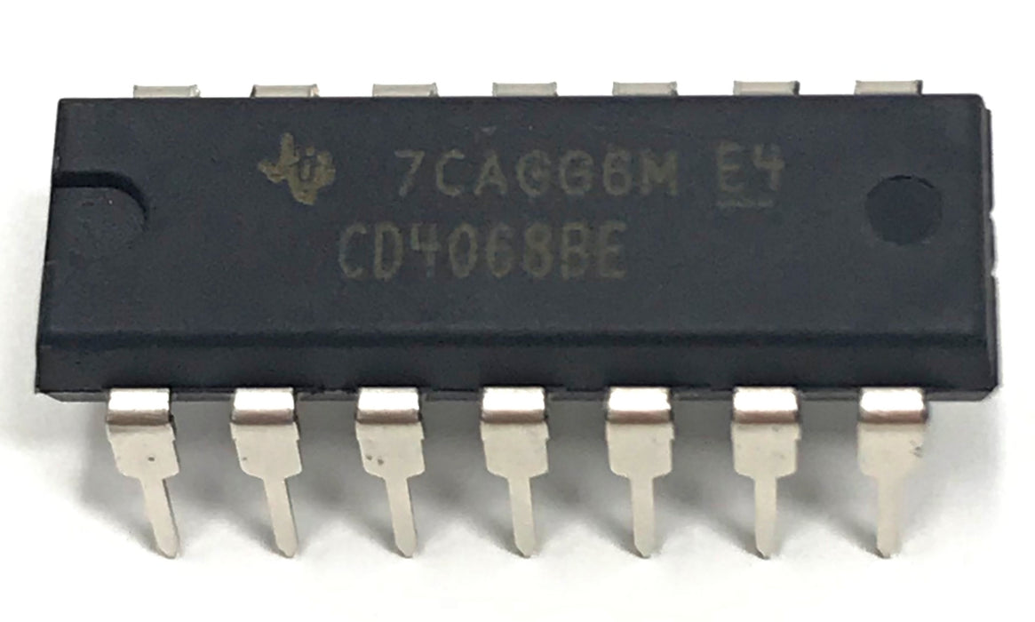 CD4068BE CD4068 CMOS 8-Input NAND/AND Gate IC