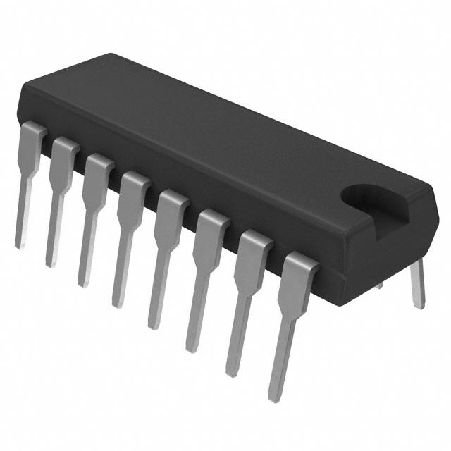 CD4556BE CD4556 CMOS Dual Binary to 1-of-4 Decoder/Demultiplexer with Outputs Low on Select DIP-16 Breadboard-Friendly