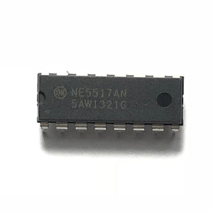 ON Semiconductor NE5517ANG NE5517 LM13700 Dual Operational Transconductance Amp (1 Piece)