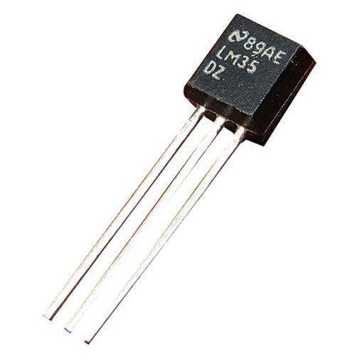 LM335Z/NOPB LM335Z LM335 ±2°C Analog Output Temperature Sensor with 10mV/K Gain in Hermetic Package TO-92