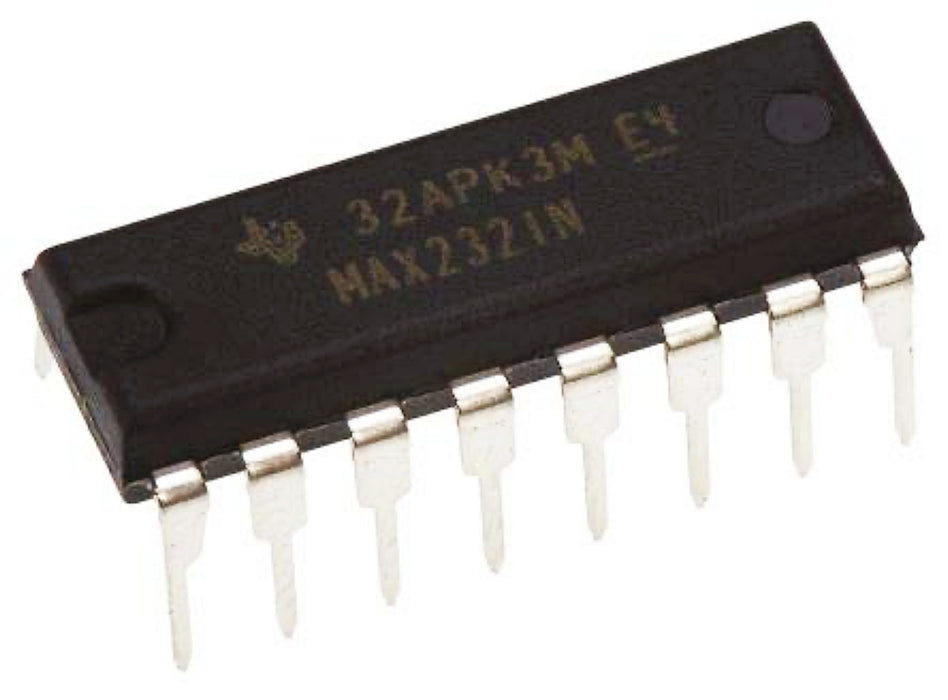 MAX232IN MAX232 (MAX232EPE Direct Replacement) Dual RS232 Driver Receiver DIP-16