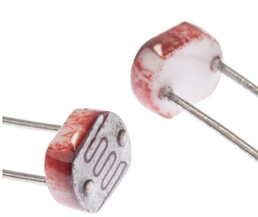 GL5528 LDR Resistor Light-Dependent Photoresistor Optoresistor 5528