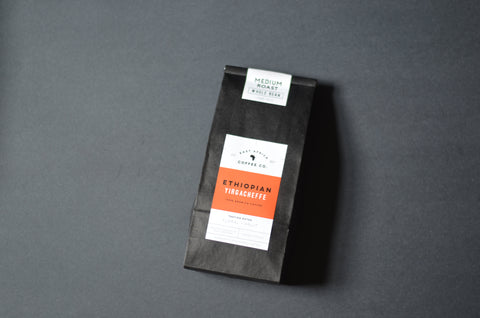 Ethiopian Yirgacheffe Coffee, Medium Roast, One Pound