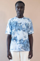 18'S COTTON SHORT SLEEVE TEE - DRAW RAIN