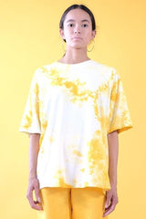 18'S COTTON SHORT SLEEVE TEE - SUNBURN