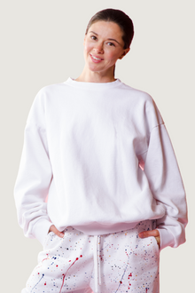 Snow Sweatshirt - PREMIERE APPAREL