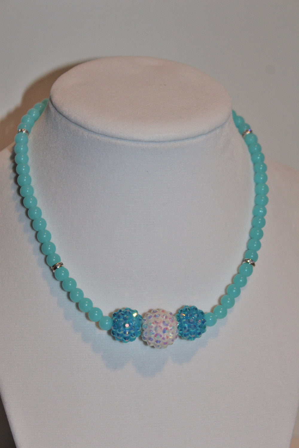 Children's Jewelry Frozen Inspired Necklace