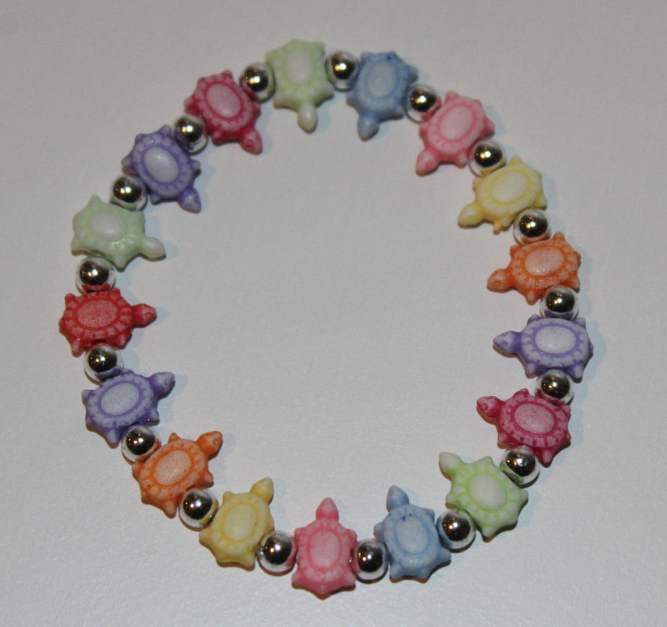 Children's Turtle Bracelet