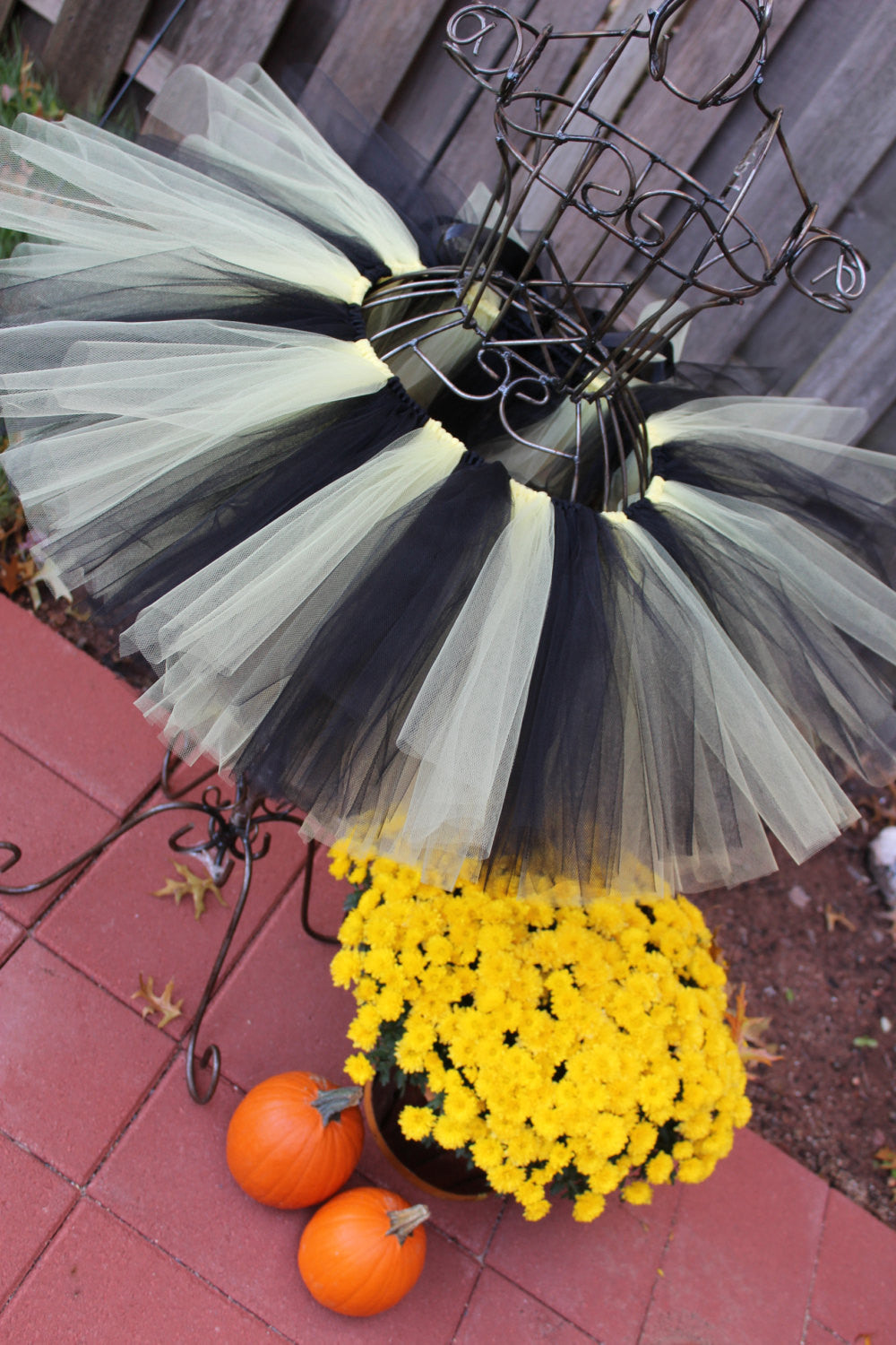 Adult Size Bumble Bee Tutu