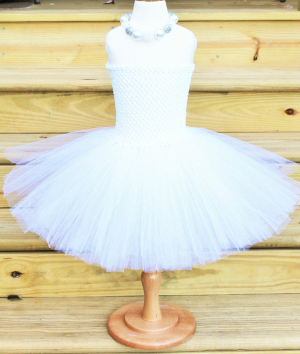 Shimmering Snow Princess JTW102 - Fully lined top sizes 4T and up