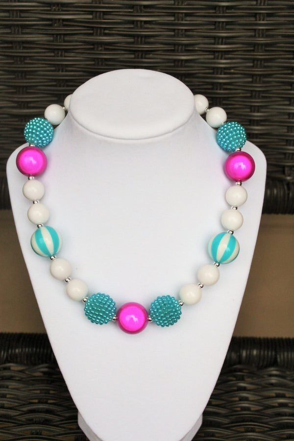 Bubbling Fun Necklace, Prop Jewelry