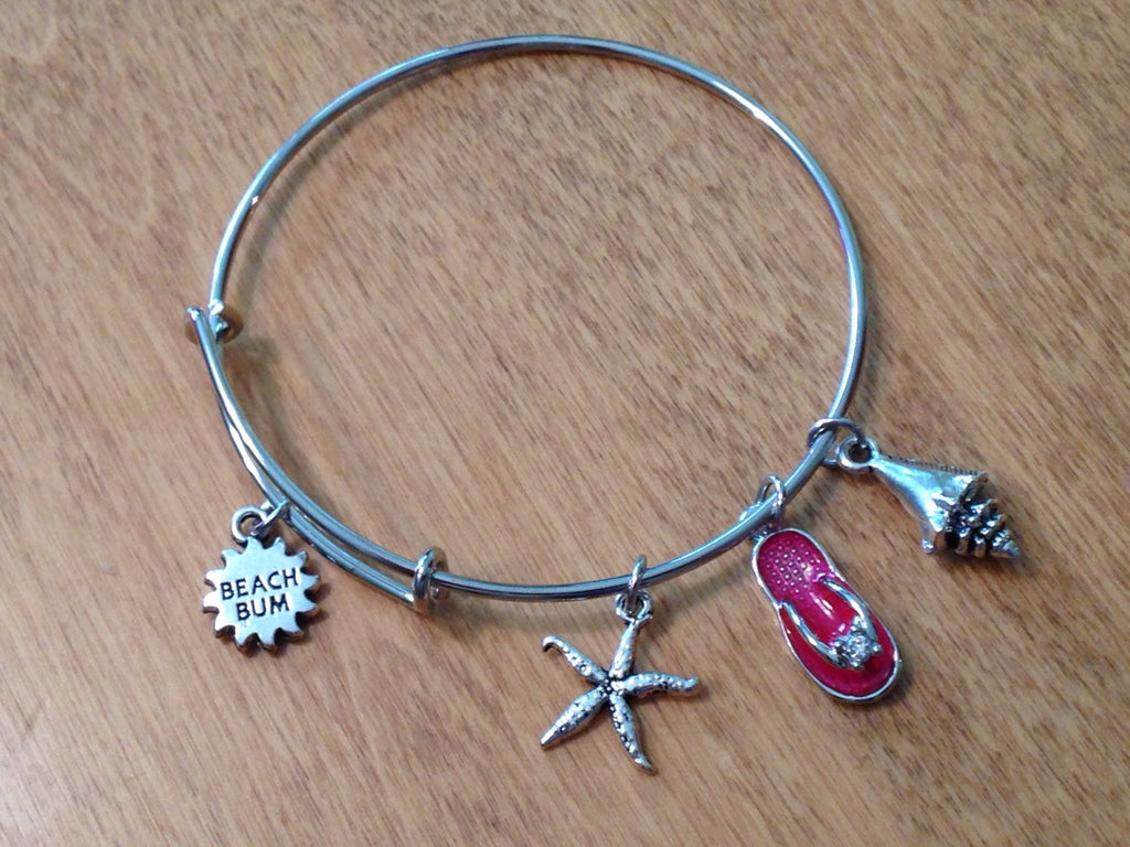 Customizable Beach Bum Bracelet