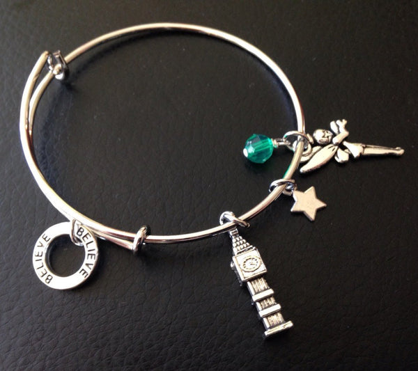 tinker bell jewelry