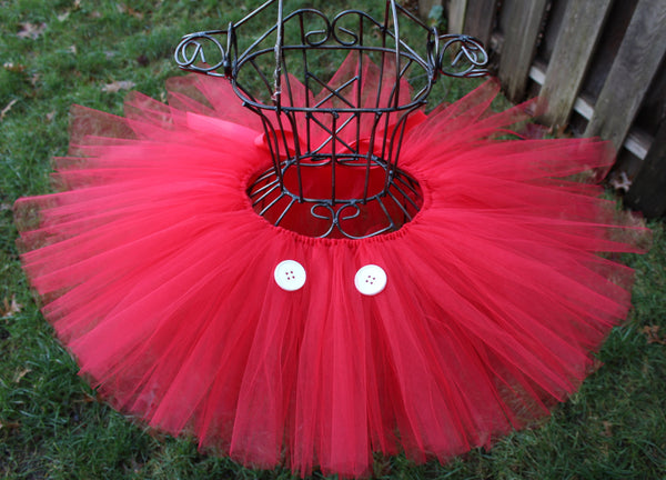 Mickey Mouse Inspired Tutu
